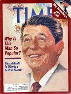 Time Vol. 128 No. 1 Magazine