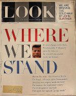 Look Vol. 27 No. 1 Magazine