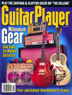 Guitar Player Vol. 34 No. 6 Magazine