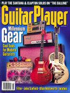 Guitar Player Vol. 34 No. 6 Magazine