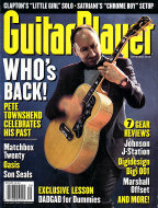 Guitar Player Vol. 34 No. 9 Magazine