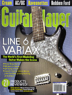 Guitar Player Vol. 37 No. 7 Magazine