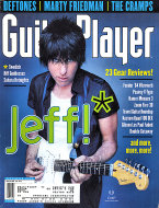 Guitar Player Vol. 37 No. 9 Magazine