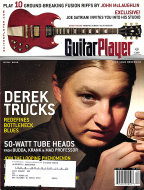 Guitar Player Vol. 40 No. 4 Magazine