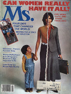 Ms. Vol. VII No. 9 Magazine