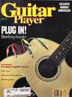 Guitar Player Vol. 24 No. 8 Magazine