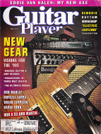 Guitar Player Vol. 25 No. 5 Magazine