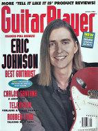 Guitar Player Vol. 27 No. 1 Magazine