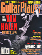 Guitar Player Vol. 29 No. 3 Magazine