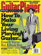 Guitar Player Vol. 29 No. 11 Magazine
