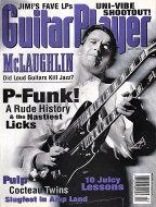 Guitar Player Vol. 30 No. 4 Magazine