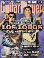 Guitar Player Vol. 30 No. 10 Magazine