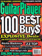 Guitar Player Vol. 30 No. 12 Magazine