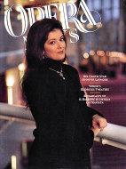 Opera News Vol. 59 No. 11 Magazine
