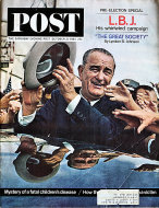 The Saturday Evening Post Vol. 237 No. 38 Magazine