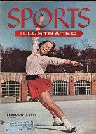 Sports Illustrated Vol. 2 No. 6 Magazine