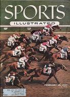 Sports Illustrated Vol. 2 No. 9 Magazine