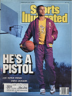 Sports Illustrated Vol. 70 No. 8 Magazine