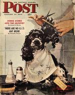 The Saturday Evening Post Vol. 220 No. 31 Magazine