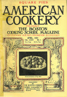 American Cookery Vol. XXXV No. 9 Magazine