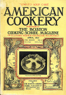 American Cookery Vol. XXXVII No. 9 Magazine