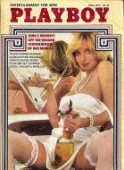 Playboy Vol. 22 No. 4 Magazine