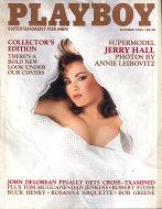 Playboy Vol. 32 No. 10 Magazine