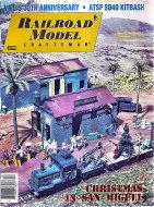 Railroad Model Craftsman Vol. 61 No. 7 Magazine
