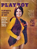 Playboy Vol. 19 No. 10 Magazine