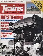 Trains Vol. 50 No. 4 Magazine