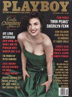 Playboy Vol. 37 No. 12 Magazine