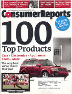 Consumer Reports Vol. 73 No. 11 Magazine