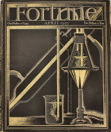 Fortune Vol. XI No. 4 Magazine