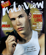 Andy Warhol's Interview Vol. XXIX No. 2 Magazine