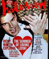 Andy Warhol's Interview Vol. XXIX No. 5 Magazine