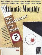 The Atlantic Vol. 285 No. 2 Magazine