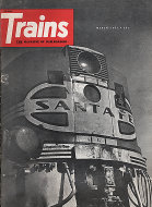 Trains Vol. 31 No. 5 Magazine