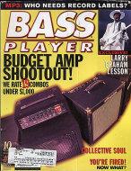 Bass Player Vol. 10 No. 7 Magazine