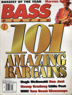 Bass Player Vol. 6 No. 8 Magazine
