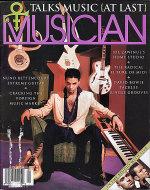 Musician Issue 221 Magazine