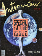 Andy Warhol's Interview Vol. XIX No. 1 Magazine