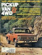 Pickup Van & 4WD Vol. 4 No. 6 Magazine