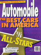 Automobile Vol. 8 No. 11 Magazine