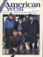 American West Vol. XXIII No. 3 Magazine