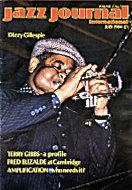 Jazz Journal International Vol. 37 No. 7 Magazine