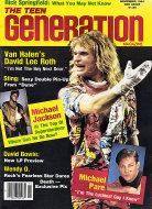 The Teen Generation Vol. 1 No. 1 Magazine