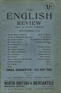 The English Review Magazine