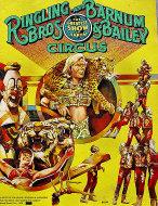 Ringling Bros and Barnum & Bailey Circus No. 109 Magazine