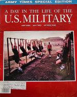 Army Times Vol. 52 No. 47 Magazine
