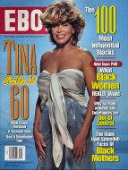 Ebony Vol. LV No. 7 Magazine